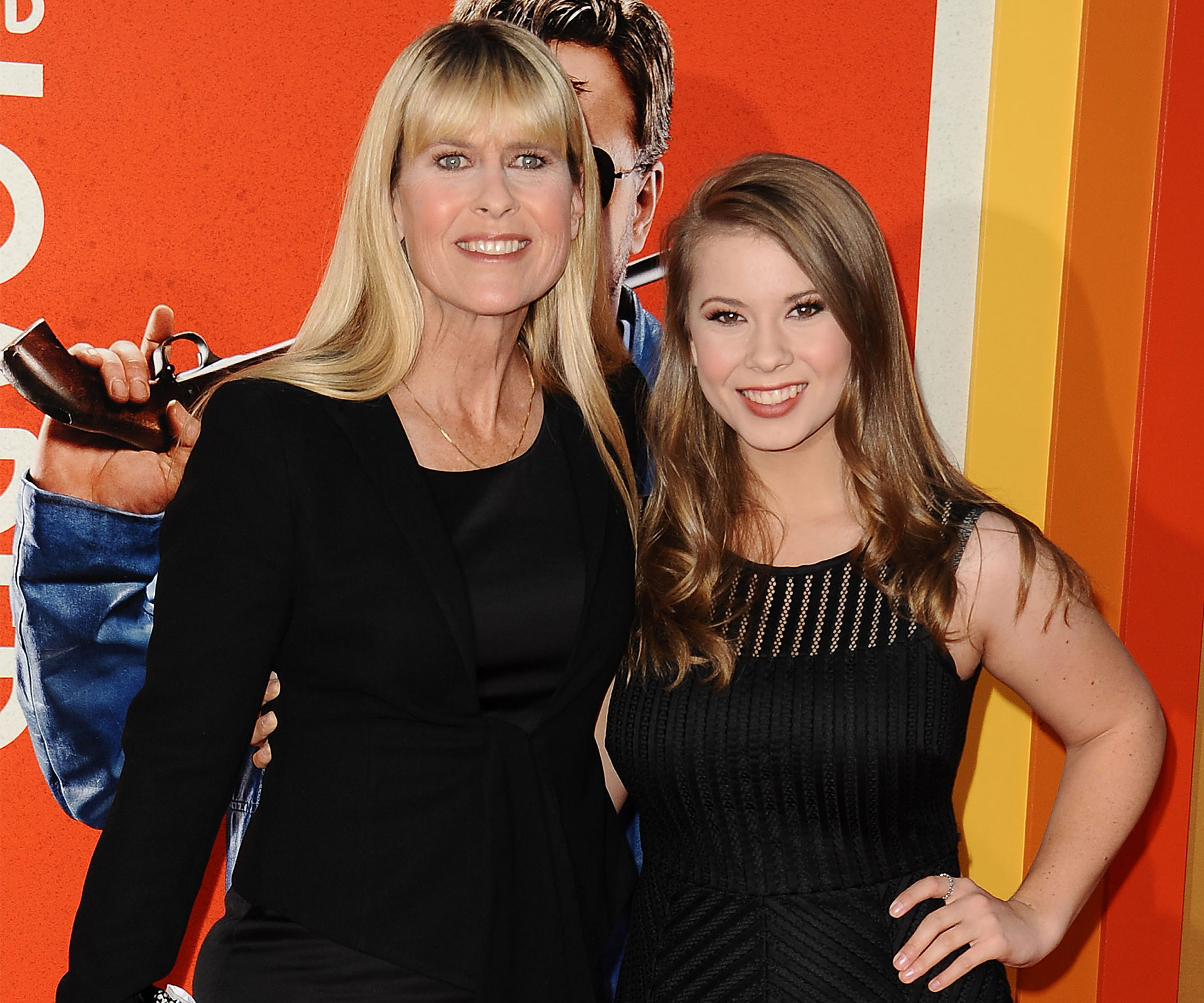 Terri Irwin pokes fun at rumours about her
