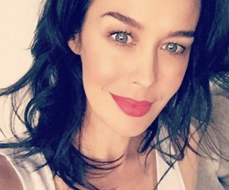 Megan Gale, Pregnancy, Miscarriage