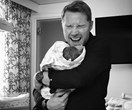 Ronan and Storm Keating's happy snaps of baby Cooper give us all the feels