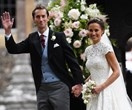 Inside Pippa Middleton's stunning wedding to James Matthews