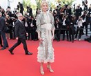 Nicole Kidman looks stunning on the Cannes 2017 red carpet