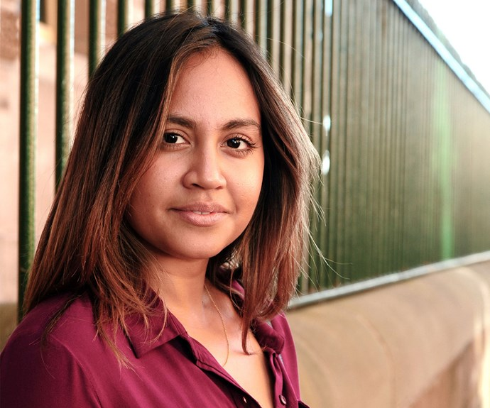 Jessica Mauboy The Secret Daughter