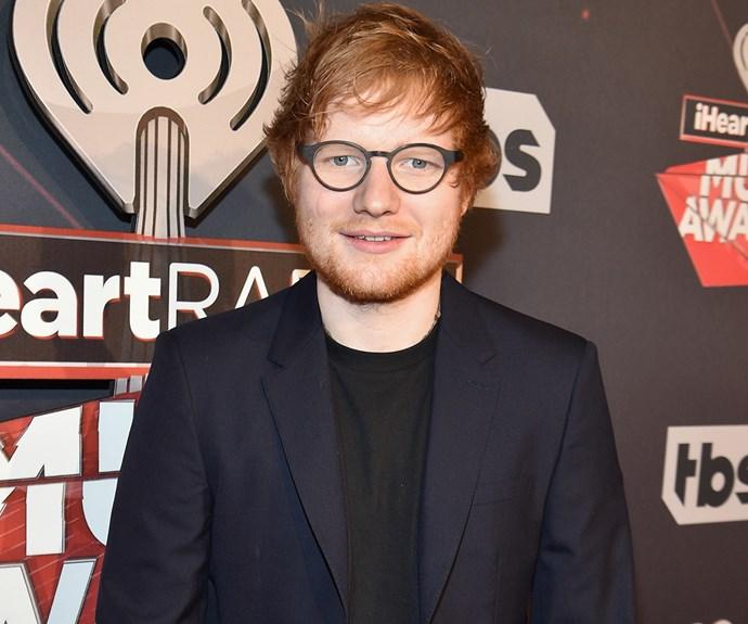 Is Ed Sheeran getting married?