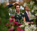 Duchess Kate attends the Chelsea Flower Show after celebrating sister Pippa's wedding
