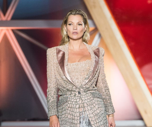 Kate Moss gets in a brawl with a partygoer