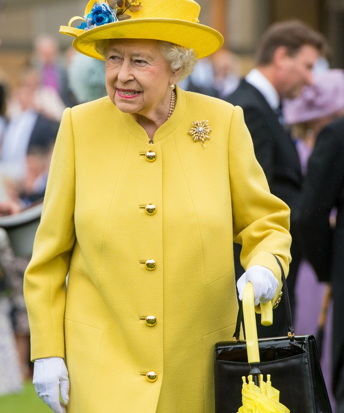 The Queen praised firefighters and emergency services who helped to combat the fire and free trapped residents.
