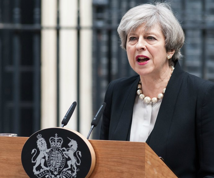 Theresa May says another terror attack is feared to be imminent
