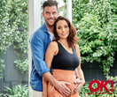 "Pregnant Snezana Markoski tells OK!: ""I'm eating what I like... But I still work out!'"