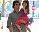 Tom Cruise makes an incredibly rare comment about daughter Suri