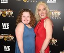 Hot damn! Mama June just shut down the red carpet
