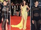 Irina Shayk looks (unsurprisingly) amazing on the Cannes red carpet