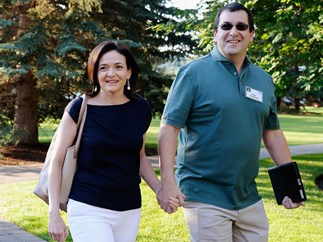 Sheryl Sandberg reveals why she feels guilty whenever she smiles or laughs