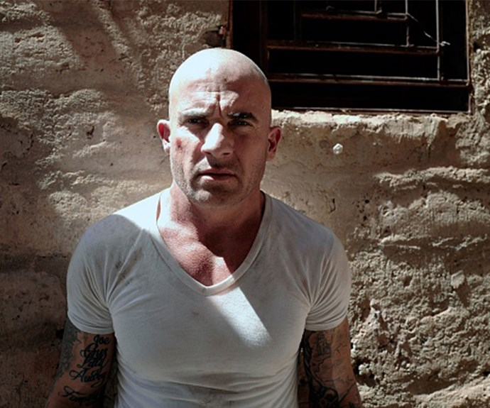 Dominic Purcell opens up about his near death experience on the set of Prison Break