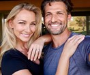Tim Robards and Anna Heinrich look ready to wed in these latest pics