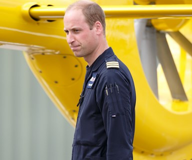 Prince William finishes working as air ambulance pilot