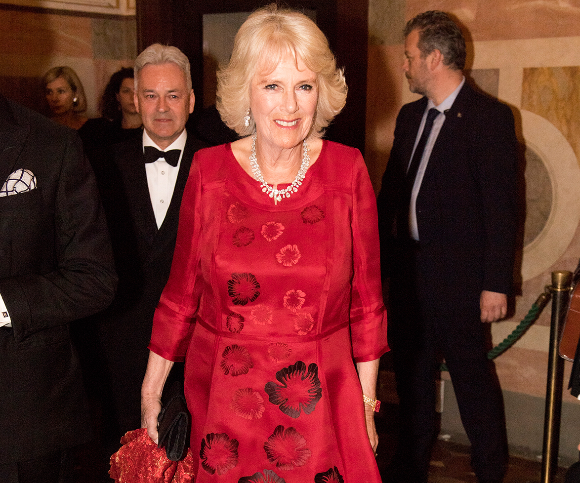 Boring dinner parties prepared Camilla for her life as a royal