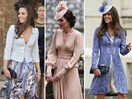 This is what Duchess Catherine wears to other weddings