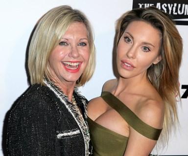Olivia Newton John's daughter Chloe Lattanzi sparks health concerns