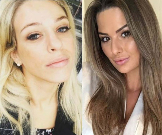 """Just admit it!"" Seven Year Switch's Kaitlyn Isham urges MAFS' Cheryl Maitland to 'fess up"