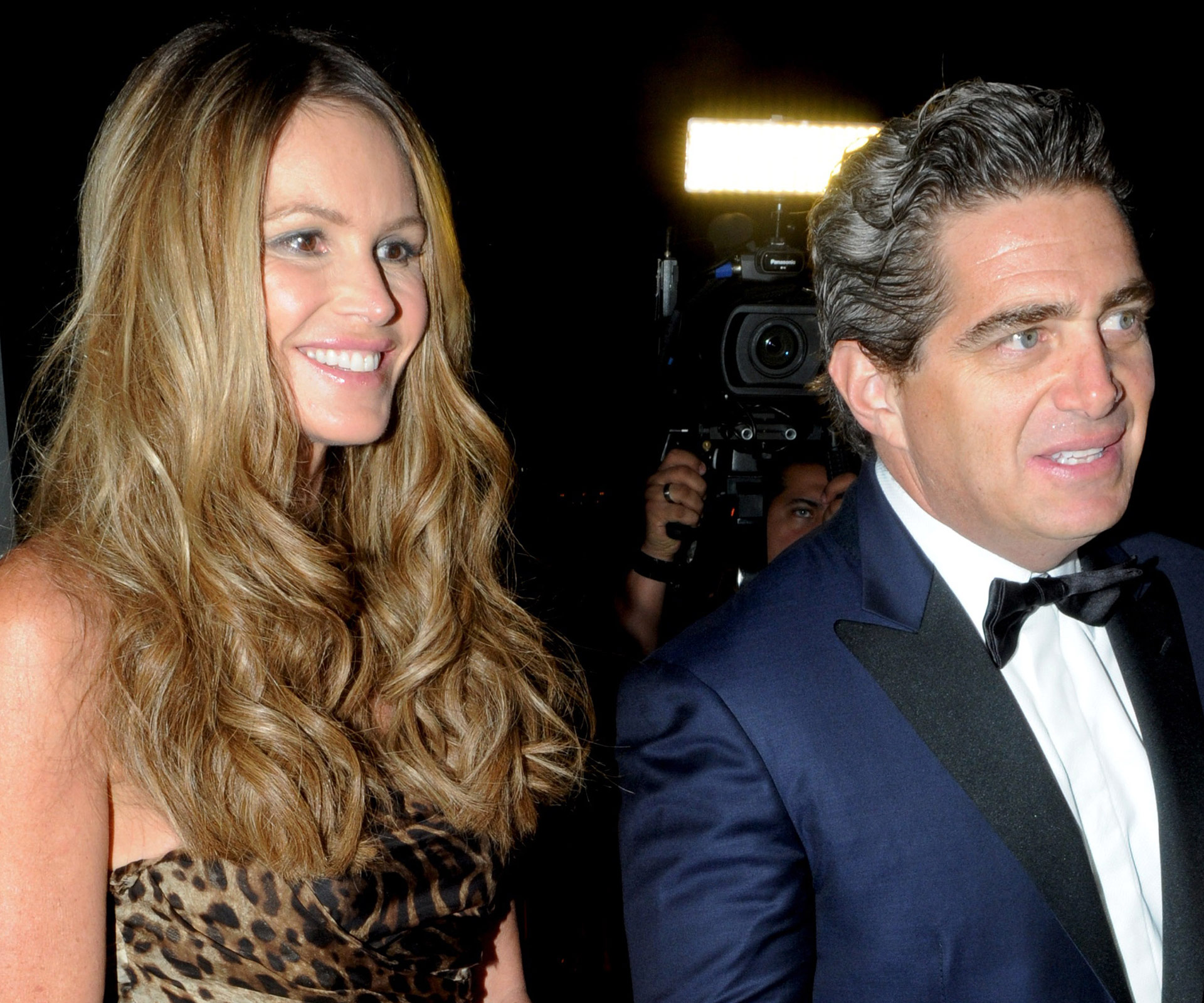 Elle Macpherson and husband Jeffrey Soffer have reportedly split
