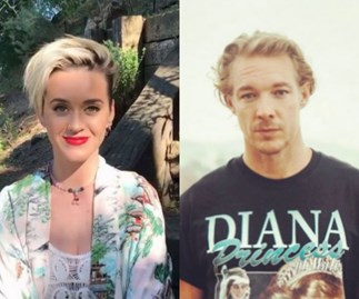 Diplo, Katy Perry