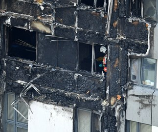 London tower fire latest