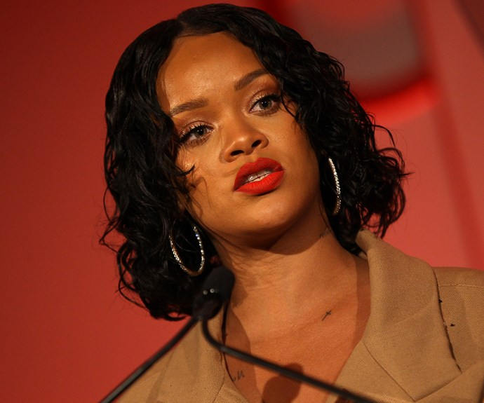 Rihanna hits back at body shamers!