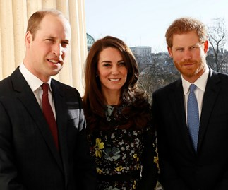 Prince William, Duchess Kate, Duchess Catherine, Prince Harry, Duke and Duchess of Cambridge