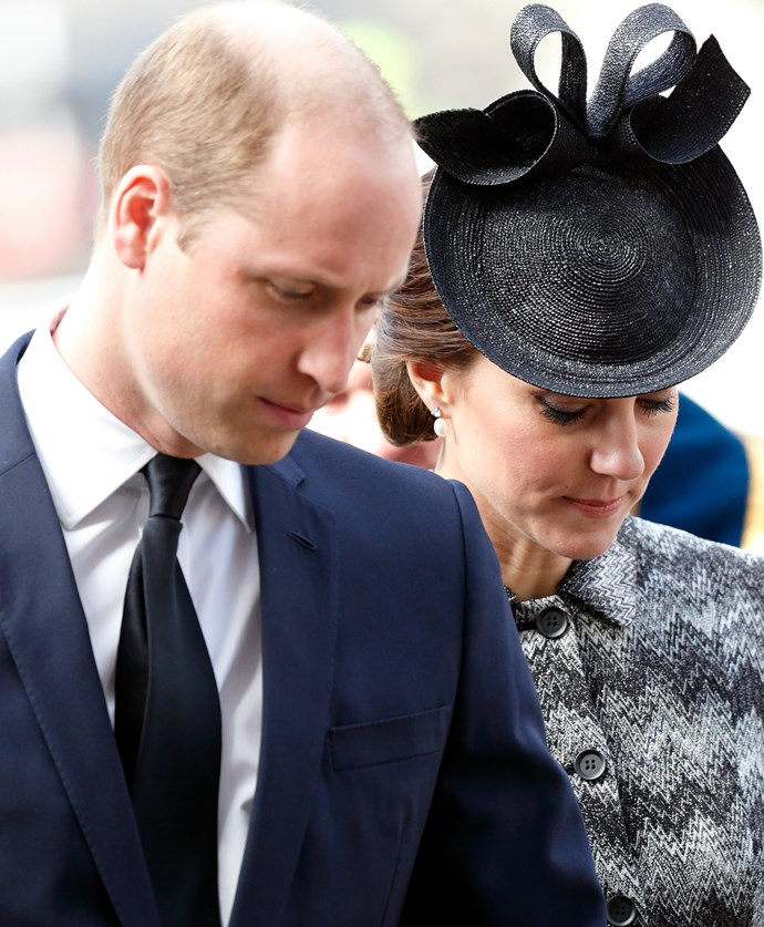 The young royals have also urged others to support the cause.