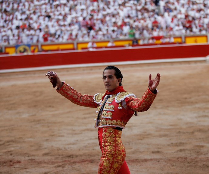 Spain's royal family lead tributes for famous bullfighter