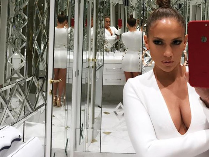 Jennifer Lopez buys her party dresses from this affordable fashion label