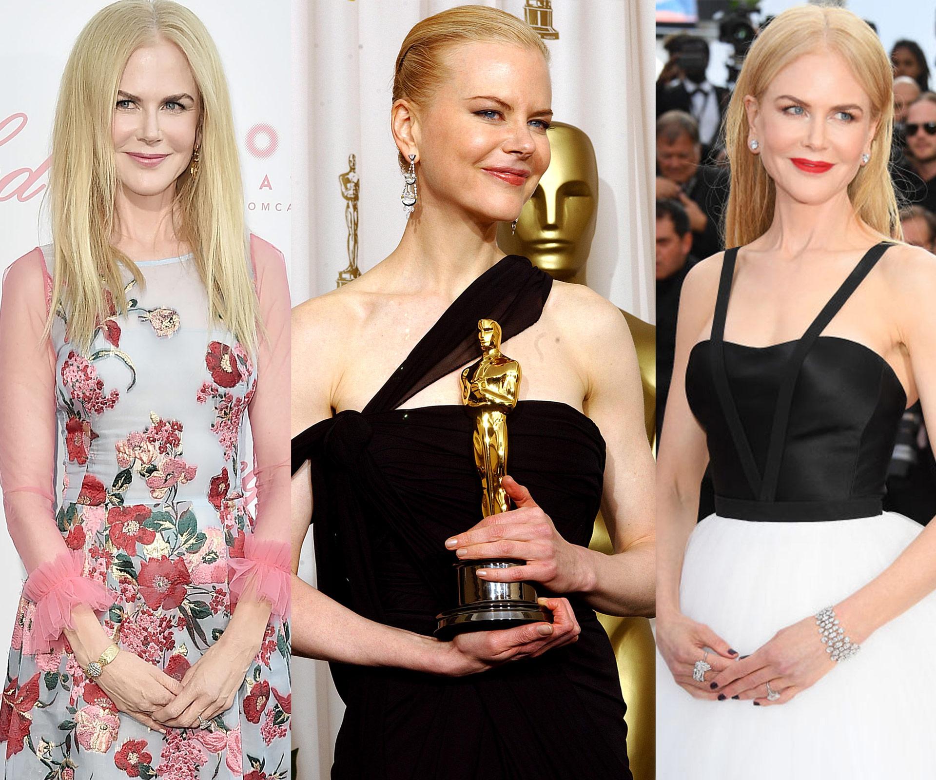 Nicole Kidman at 50: I still act like 'a 21-year-old'