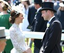 Duke and Duchess of Cambridge join Queen Elizabeth II on first day of Royal Ascot