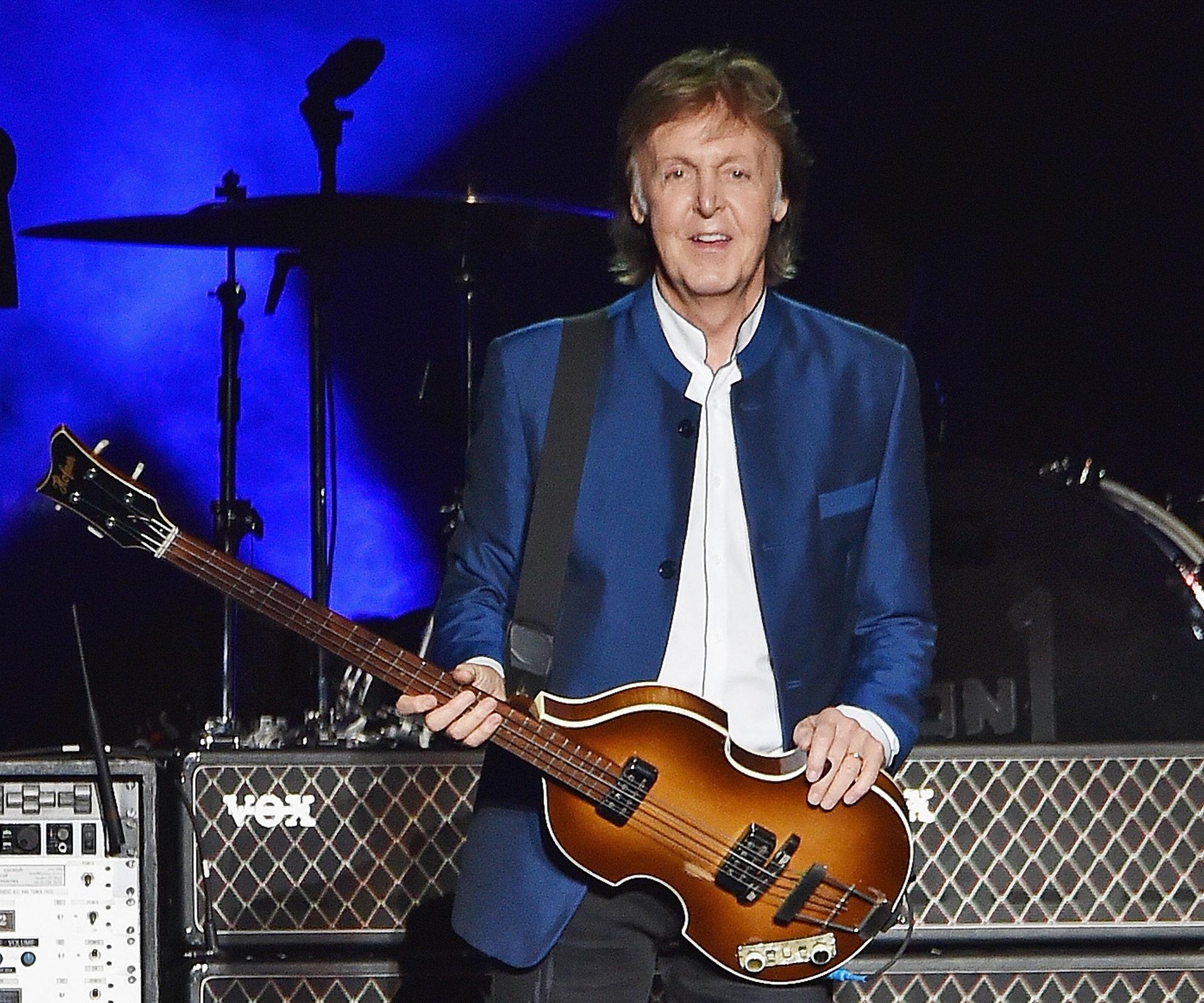 Paul McCartney Confirms 2017 Australian And New Zealand Tour