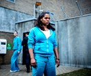 "Shareena Clanton describes her ""overwhelming grief"" at filming her final scenes in Wentworth"