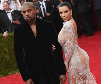 Kim Kardashian West, Kanye West