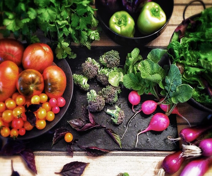 Veggie diet can help you lose weight