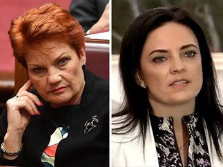 Politician with autistic son has choice words for Pauline Hanson