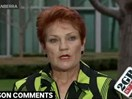 Pauline Hanson defends her controversial autism comments