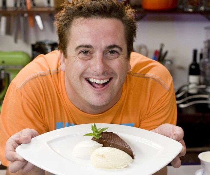 TV chef Darren Simpson has passed away