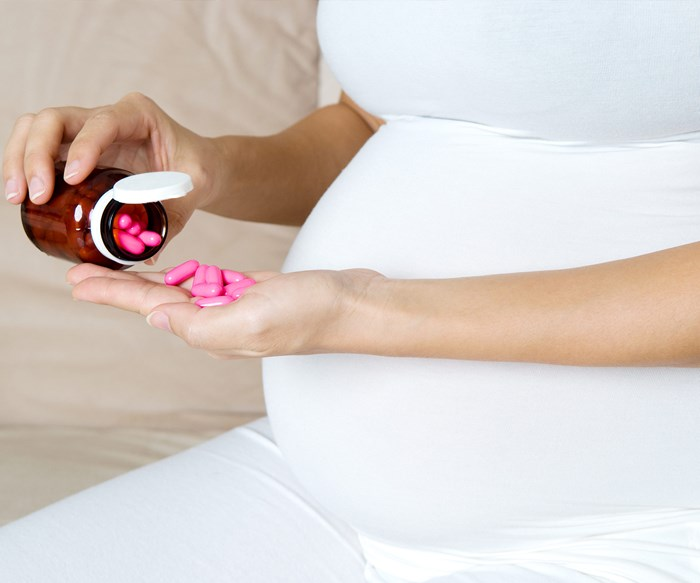 Pregnant women paracetamol