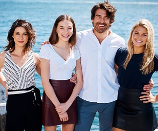 Meet Home And Away's newest family