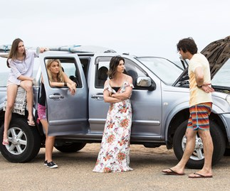 Home And Away recap: The Astoni family arrives