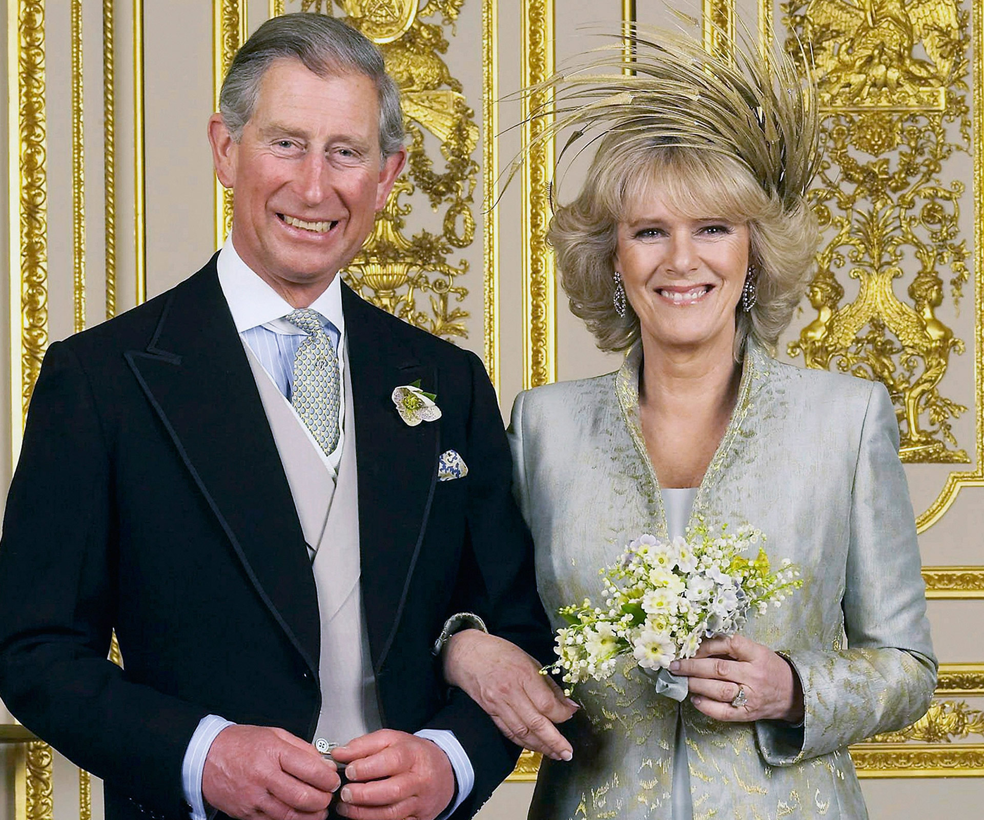 Expect Plenty of Diana and Prince Charles Gossip From Camilla's Biography