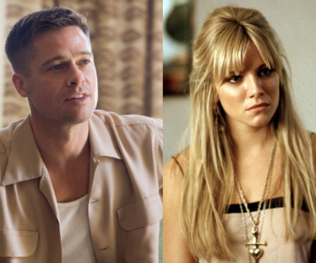 Brad Pitt & Sienna Miller Fuel More Dating Rumors