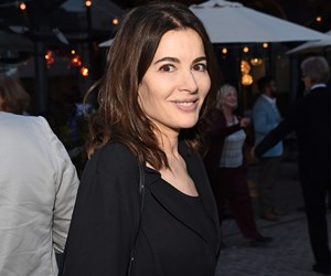The cherry atop the cake... Nigella Lawson is dishier than ever