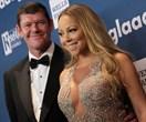 Burn! Mariah Carey just called James Packer something very naughty