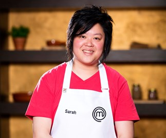 Sarah Tiong MasterChef