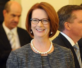 Julia Gillard reveals she battled with anxiety as Prime Minister
