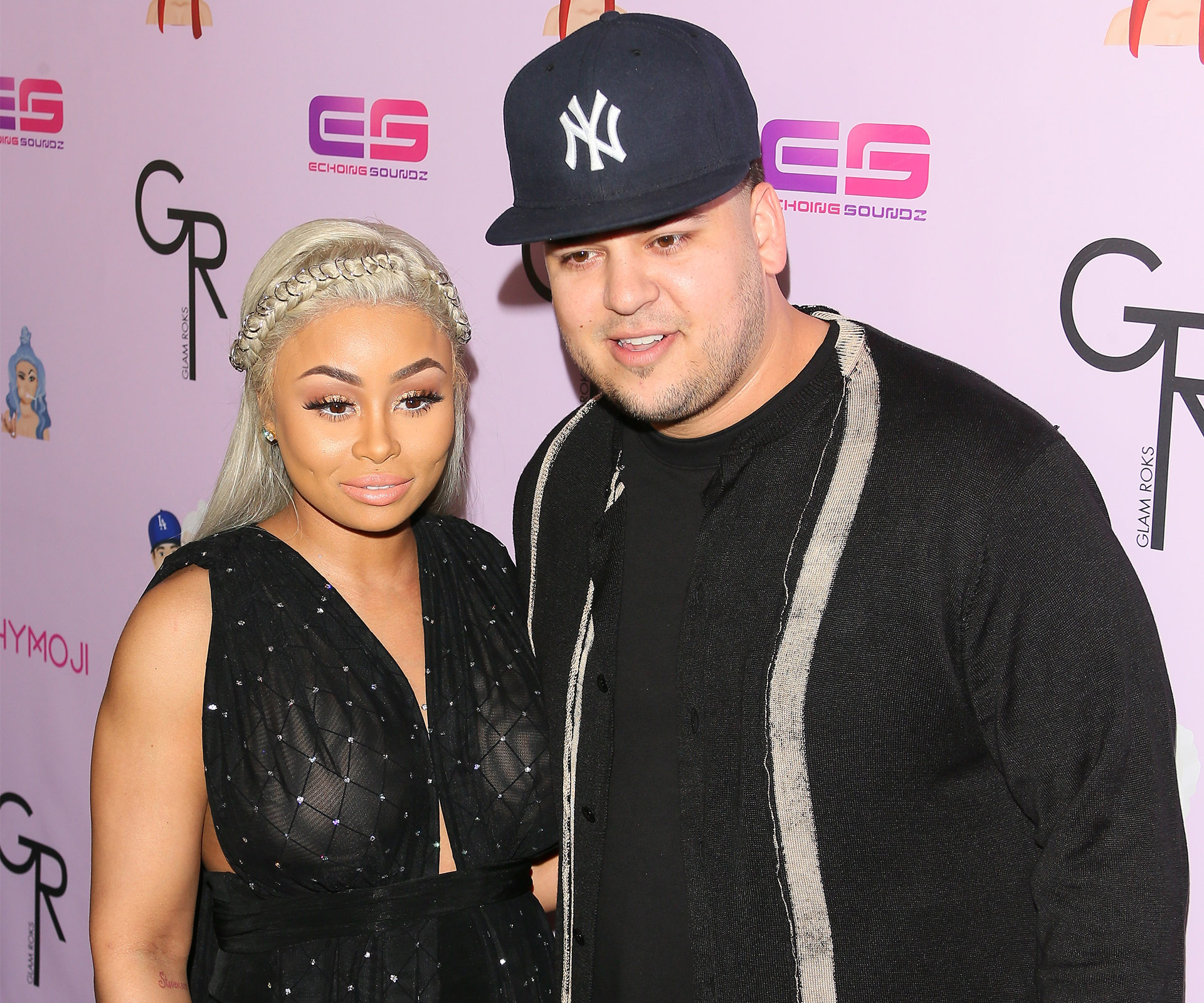 Blac Chyna is 'Single' and 'Happy' since split from Rob Kardashian